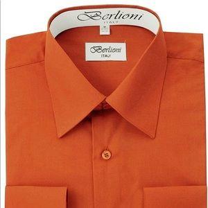NWT Bertioni Men's shirt
